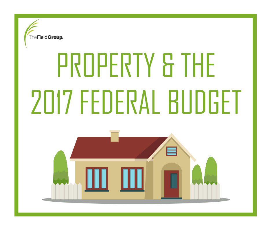 PROPERTY AND THE BUDGET