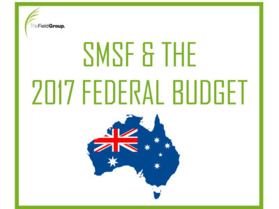 smsf federal budget update