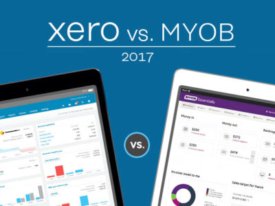xero vs myob best accounting software for small business 2017