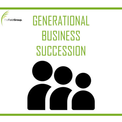 the field group accounting generational business succession