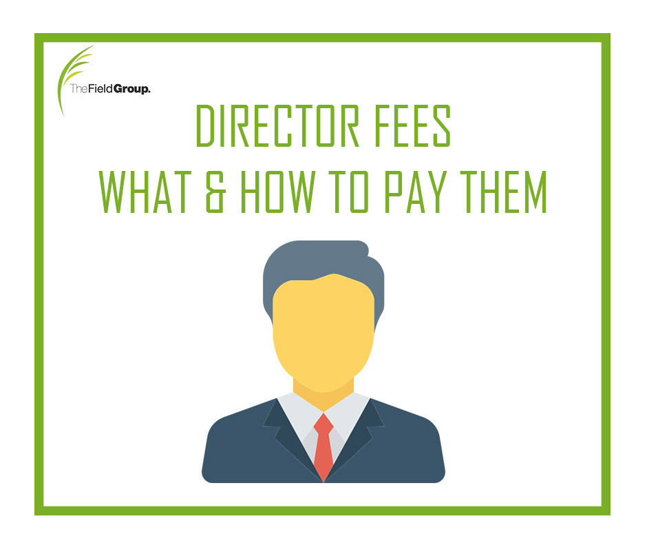 the field group accounting director fees