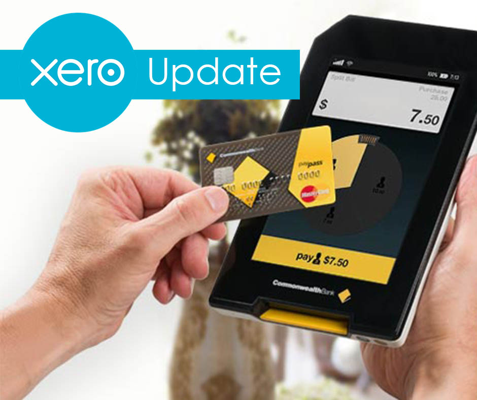 xero cba update the field group accounting