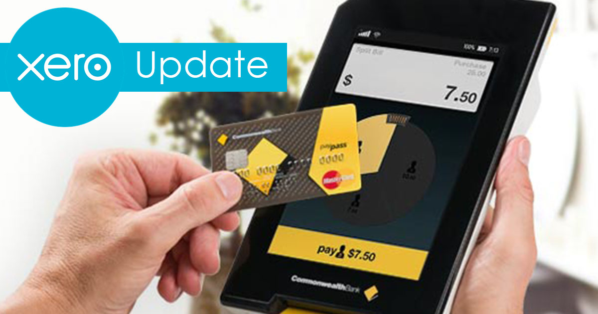 Important Changes To The Commonwealth Bank Personal Credit Card Feed on Xero - The Field Group ...