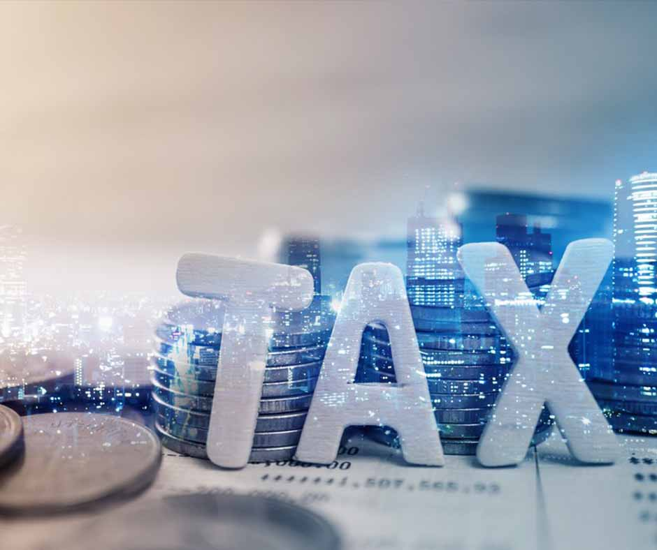 company tax rates the field group