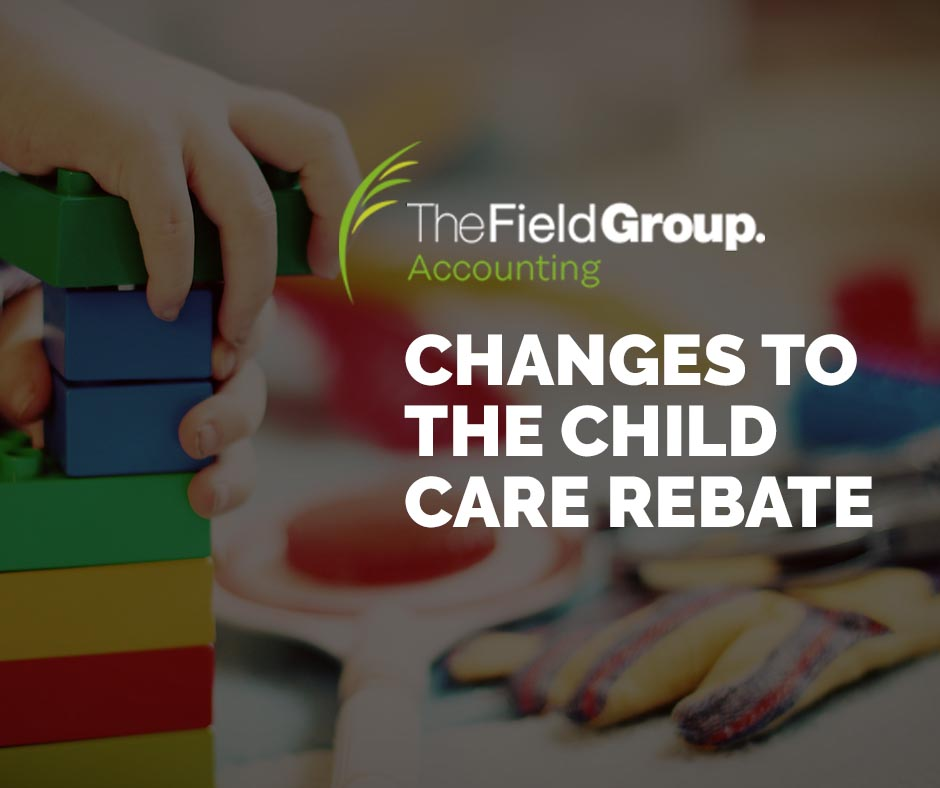 childcare rebate subsidy