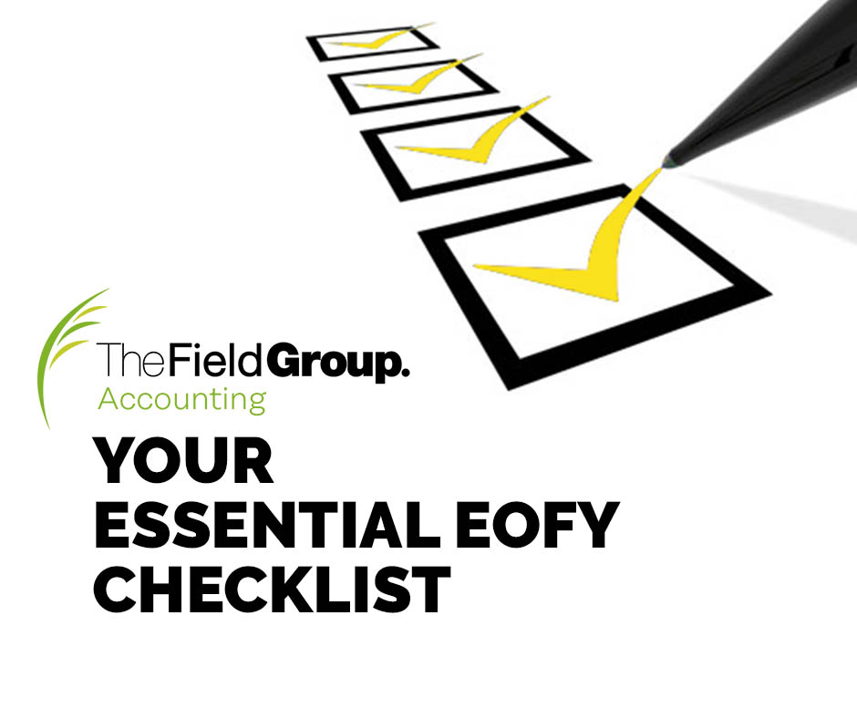 Your essential EOFY checklist