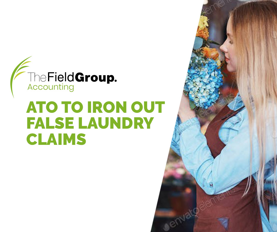 ATO To Iron Out False Laundry Claims